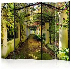 Paravan - Romantic Garden 225x172cm