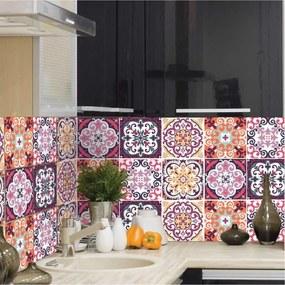 Set stickere decorative faianta Caleidoscop 1