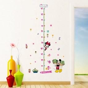 Metru pentru copii - Mickey și Minnie
