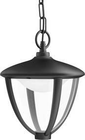 Philips 15476/30/16 - Iluminat exterior LED MYGARDEN ROBIN 1xLED/4,5W/230V