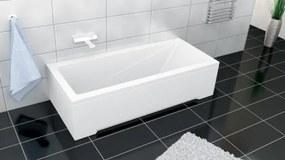 Cada rectangulara din acril, Besco Modern,120x70 cm -MOD12070