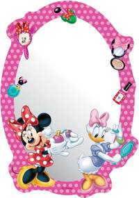 Oglindă adezivă Minnie Mouse, de copii15 x 21,5 cm