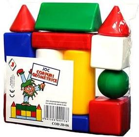 Joc de constructie - Corpuri Geometrice