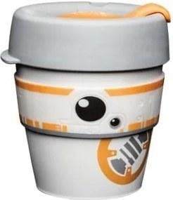 Cană de voiaj cu capac KeepCup Star Wars BB8, 227 ml