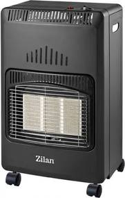 Soba incalzire pe gaz GPL, ZILAN-FLORIA Regulator gaz inclus, 3 trepte de putere , ZLN-1275 ZLN-1275