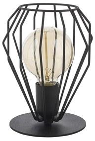 Lampa de masa BRYLANT BLACK 1xE27/60W/230V