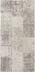 Traversă Elle Decor Pleasure Denain, 80 x 200 cm, bej