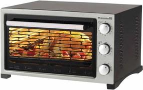 Cuptor electric Hausberg,38 L, timer, termostat, 2 tavi, 1420 W