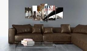 Tablou - Spojené státy 100x50 cm