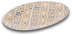 Platou oval Maiolica Orange NAVA NV 099 137