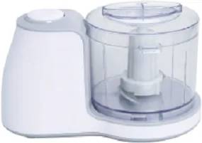 Procesor de alimente electric, Putere 80 W, Culoare Alb, Motor cupru, HB-4504 HB-4504