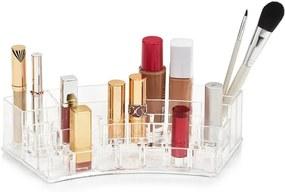 Organizator pentru cosmetice, 18 compartimente, ZELLER