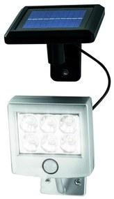 Corp de iluminat LED solar cu senzor de mișcare și crepuscular LED/3xAA IP44