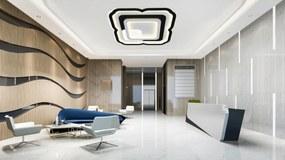 Plafoniera LED Modern Square