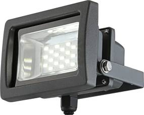 Globo Radiator III 34234 Reflectoare Exterior LED gri 1 x max. 10W 9 x 11,5 x 11,5 cm