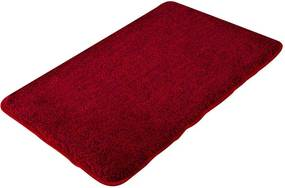 Covor de baie Exclusive cu suvite rubin 60 x 100 cm