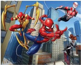 Walltastic Super Spiderman - fototapet pe perete 305x244 cm