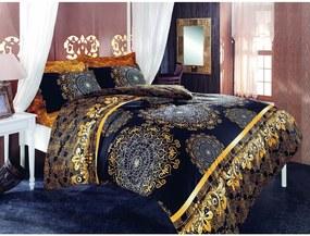 Lenjerie de pat cu cearșaf Osman, 200 x 220 cm
