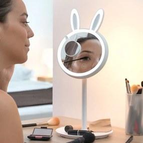 Set oglindă 2 în 1 cu LED InnovaGoods Bunny
