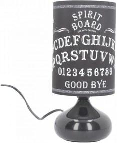 Veioza Placa Spiritism Ouija