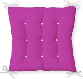 Pernă pentru scaun Minimalist Cushion Covers Lila, 40 x 40 cm