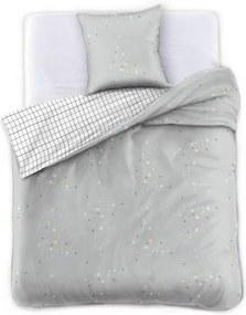 Lenjerie de pat din bumbac satinat DecoKing Modest, 135 x 200 cm