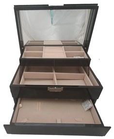 Cutie Bijuterii din Lemn