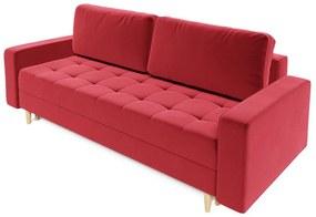 Expedo Canapea extensibilă tapițată BEFORE, 238x90x91, itaka 34