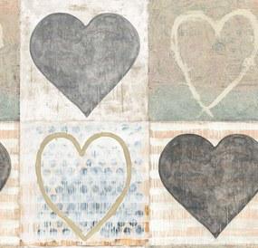 MINDTHEGAP Tapet - Heart
