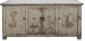 Bufet inferior gri din plop 191 cm Sideboard