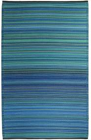 Covor Batelov, albastru, 90 x 150 cm