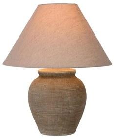 Lucide 47507/81/43 - Lampă de masă RAMZI 1xE27/40W/230V v.42cm