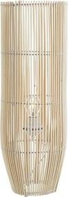 Lampadar bambus natur Arusha Ø 20 cm x 61 h