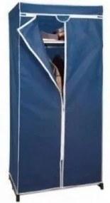 Dulap portabil din material textil 75x45x160cm