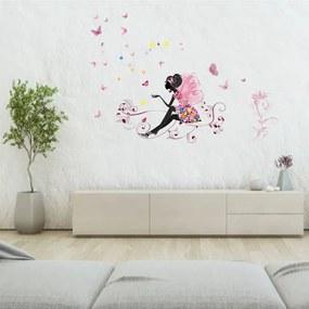 Sticker perete Fairytale 120 X 80 cm