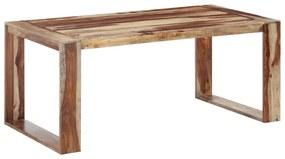 286357 vidaXL Masă de bucătărie, 180 x 90 x 76 cm, lemn masiv de sheesham