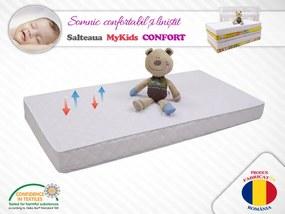 Saltea copii Confort 105x70x10 husa Microfibra