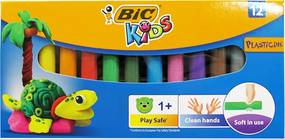 Plastilina Bic 12 culori 485495