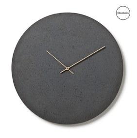 Ceas de perete din beton Clockies CL500201