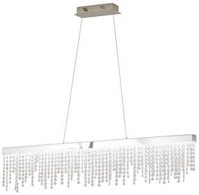 Eglo 39284 - LED Lustră ANTELAO LED/32W