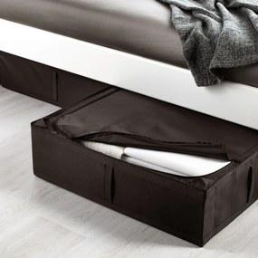 Cutie pentru depozitare imbracaminte, 69x55x19 cm Negru
