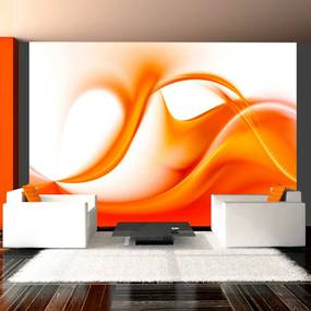 Fototapet - Orange dream 200x154 cm