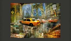 Fototapet - Boundless New York 350x245 cm