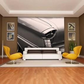 Fototapet Bimago - Vintage - Car + Adeziv gratuit 250x193 cm