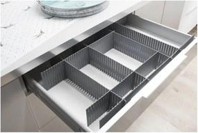 Set 6 organizatoare pentru sertar Compactor Duro