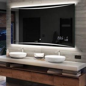 Oglinda baie cu iluminare LED78