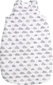 Lorelli - Sac de dormit de vara 80 cm White Clouds