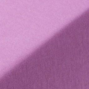 Cearșaf cu elastic jersey EXCLUSIVE violet pat simplu