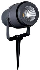 LED Lampă exterior 1xLED/12W/230V IP65 gri