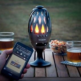 Felinar cu LED și difuzor prin Bluetooth InnovaGoods